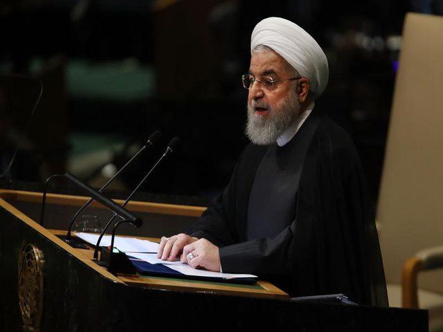 روحاني: إيران ستقدم خطة أمان للخليج