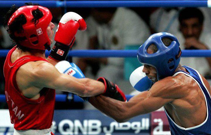 مسلم حجي محمدوف يفوز بالميدالية الذهبية