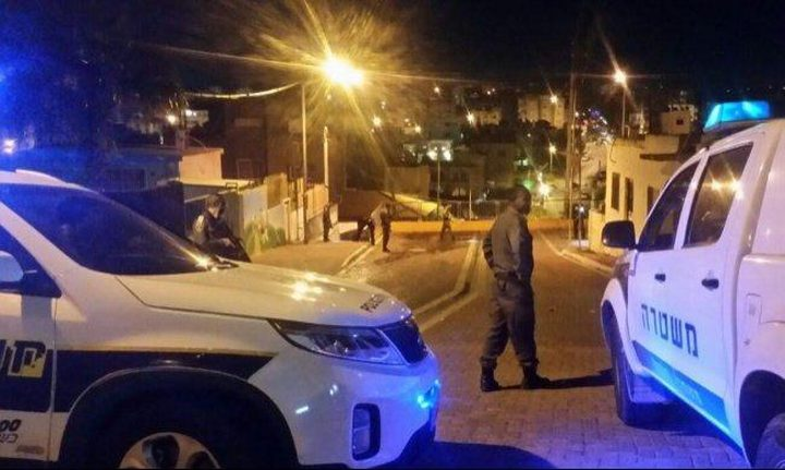 إصابتان إحداهما خطيرة بجريمة إطلاق نار بمدينة الطيرة