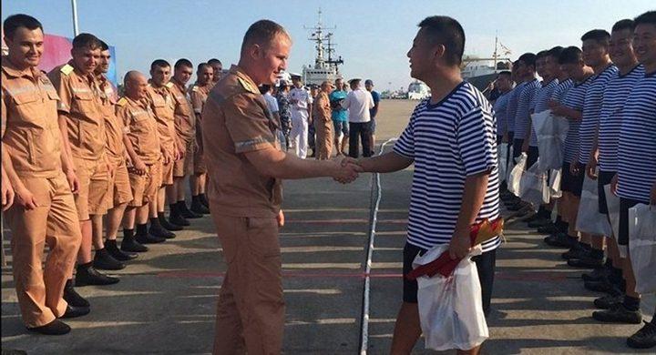 الكاميرون: قراصنة يفرجون عن البحارة الروس