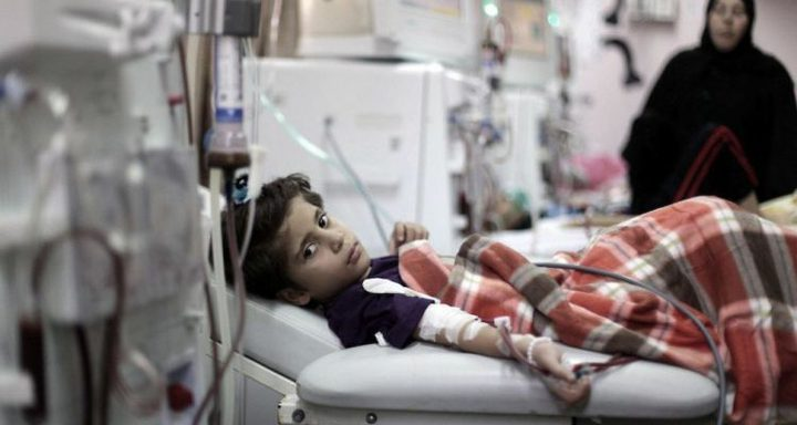 الكيلة: فصل إسرائيل للتيار الكهربائي يهدد حياة المرضى