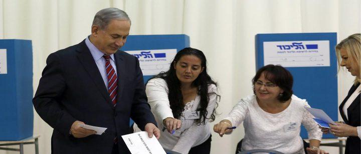 رئيس لجنة الانتخابات الإسرائيلية يلوح بالإستقالة