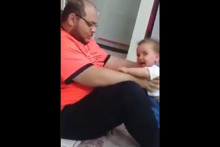 """شرطة الرياض تعتقل """"معذب الرضيعة"""""""