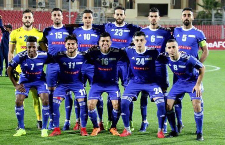 هلال القدس في اختبار صعب أمام الرجاء المغربي بالبطولة العربية غدا