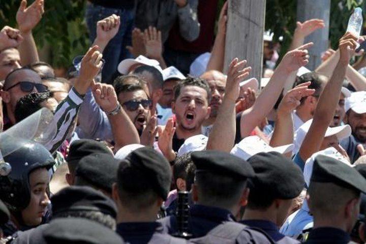 الأردن: الإضراب يشل المدارس للأسبوع الثالث