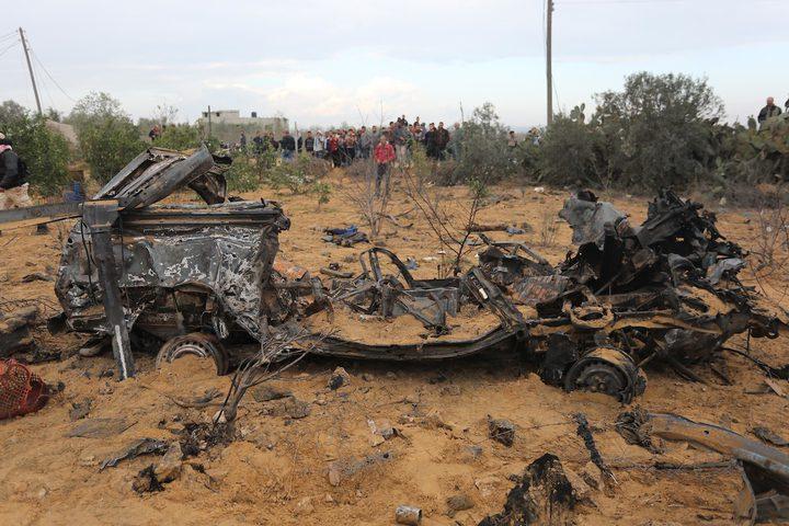 الاحتلال يكشف تفاصيل إنقاذ القوة الخاصة شرق خانيونس