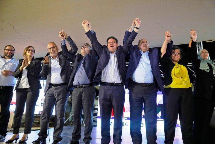 """""""المشتركة"""" توصي بـ""""غانتس"""" لتشكيل حكومة الاحتلال الإسرائيلية"""