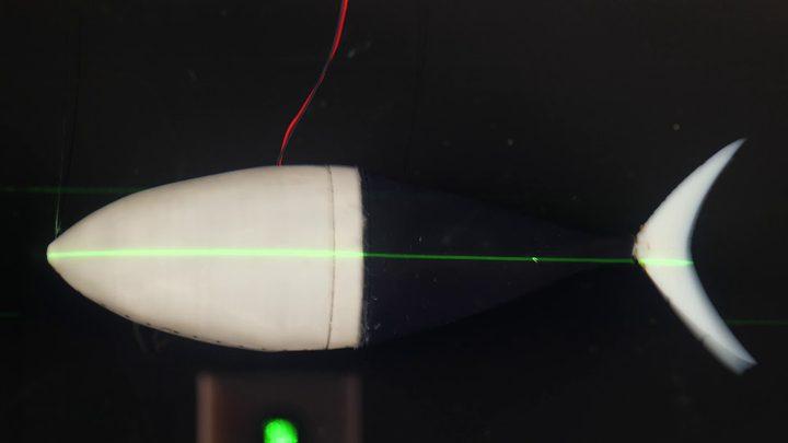 الأسرع من نوعها.. تطوير سمكة آلية بقدرات جاسوسية