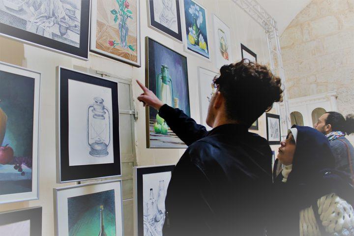منتدى الفنون البصرية على خطى تحقيق الاستدامة