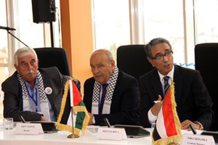 فلسطين تشارك في مؤتمر الدبلوماسية الشعبية الثاني