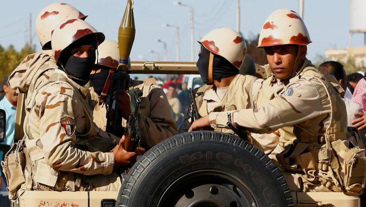 مقتل 15 مسلحا في سيناء