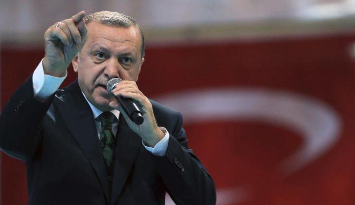 أردوغان: لن يثنينا أي تهديد عن دعم فلسطين