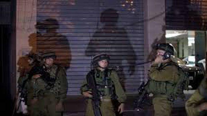 المواطنون يتصدون للاحتلال شرق قلقيلية