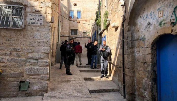 الاحتلال يصدر قرارا بإخلاء عائلة من منزلها في سلوان