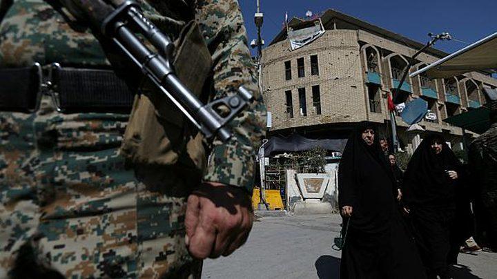 سقوط صاروخين قرب السفارة الأميركية ببغداد
