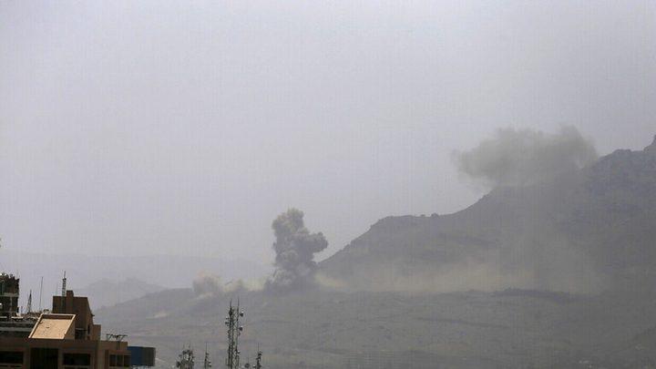 قصف في اليمن يودي بحياة  16 شخصا بينهم 7 أطفال و5 نساء