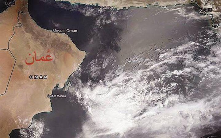"""اعصار """"هيكا"""" يقترب من السواحل العُمانية"""