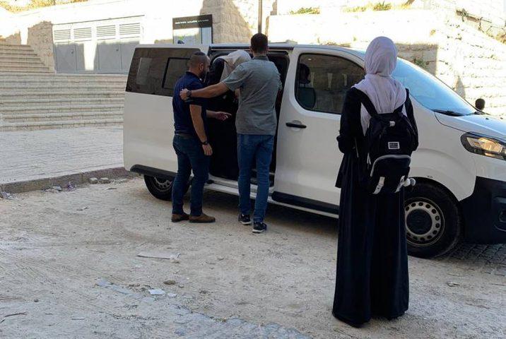 الاحتلال يعتقل المقدسيتين حلواني وخويص