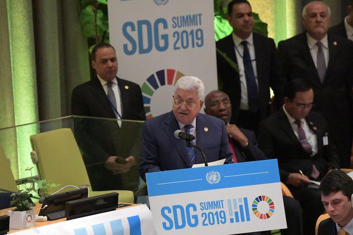 الرئيس يلتقي وزير خارجية عُمان في الأمم المتحدة