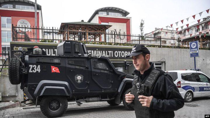انفجار في تركيا يوقع 5 اصابات