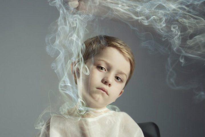 دراسة: التدخين يعرض الأطفال لنبضات القلب غير المنتظمة