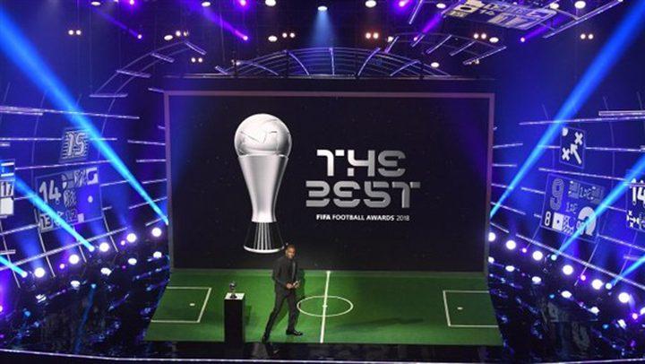 """""""الفيفا"""" تكشف عن القائمة الرسمية لجائزة """"الأفضل"""""""