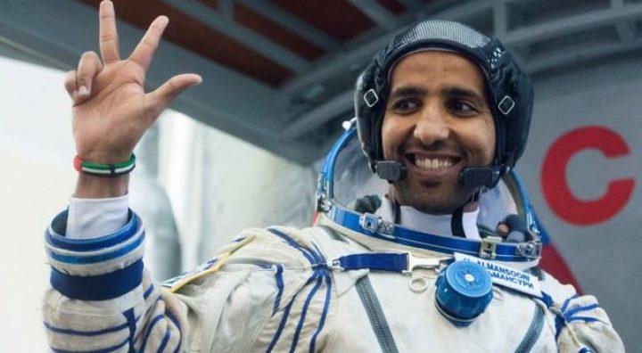 أول رائد عربي يزور محطة الفضاء الدولية