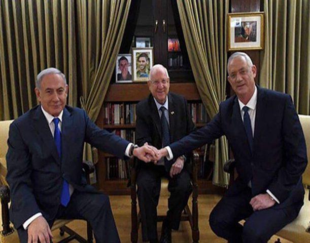 ريفلين يُكلّف نتنياهو بتشكيل حكومة الاحتلال الجديدة