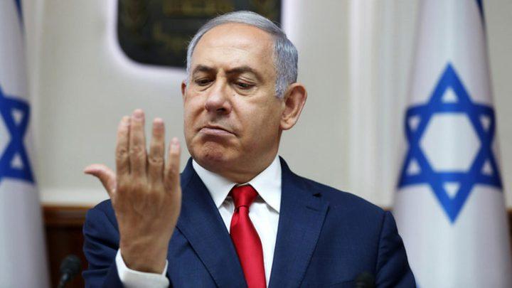نتنياهو يطالب بمحاكمته على الهواء