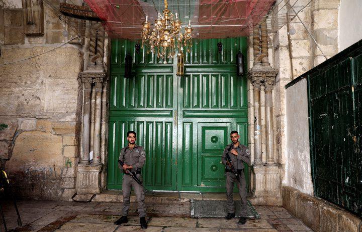 الأوقاف تطالب بوضع حد لانتهاكات الاحتلال بالمسجد الأقصى