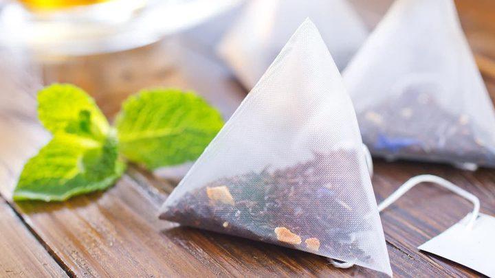 دراسة: أكياس الشاي تشكل تهديد كبير على البشر و البيئة