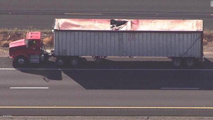 مصرع مظلية إثر حادثة مؤسفة على الطريق السريع شمالي كاليفورنيا