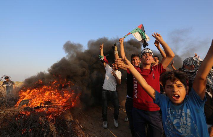 """هيئة مسيرات العودة تطلق على الجمعة المُقبلة """"المصالحة خيار شعبنا"""""""