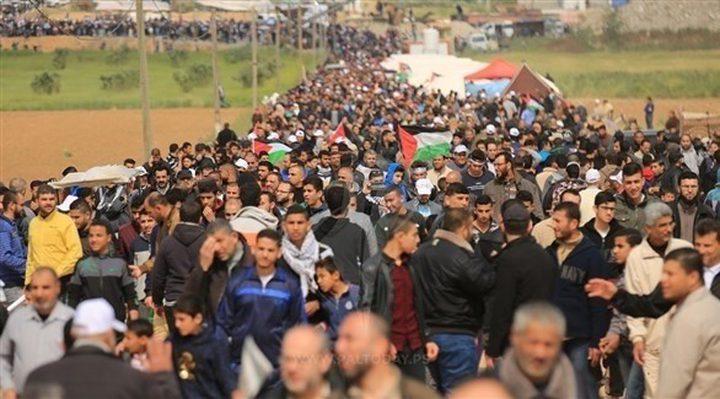 غزة تستعد لجمعة انتفاضة الاقصى والاسرى