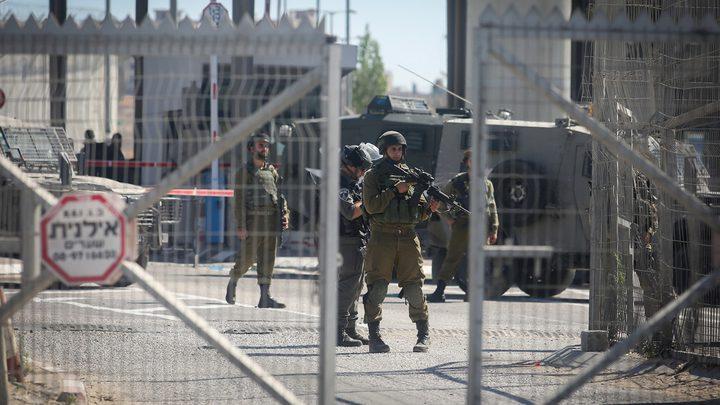 الاحتلال يفرض إغلاقاً شاملاً على الضفة وغزة