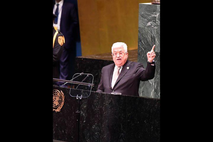 الرئيس يحذر: أي حكومة تضم الأغوار فكل الاتفاقات مع الاحتلال لاغية