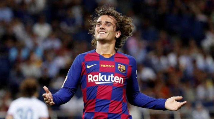 برشلونة يدفع 300 يورو بسبب غريزمان