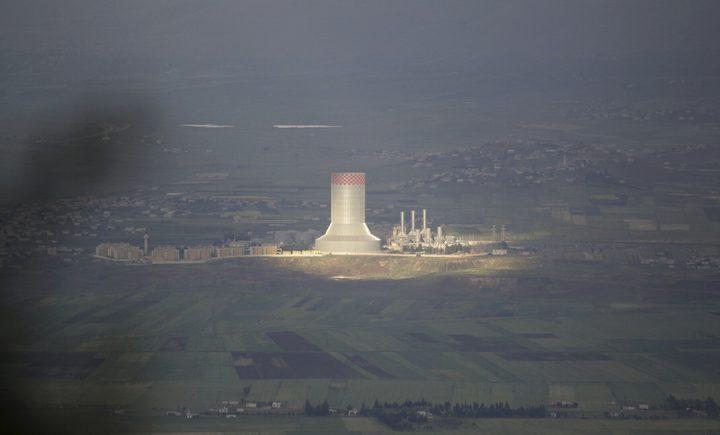 بناء محطة كهرباء ايرانية على الساحل السوري