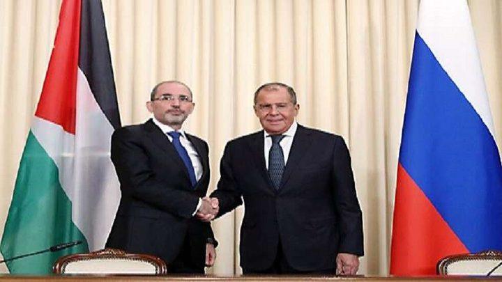 قمة أردنية روسية في أكتوبر