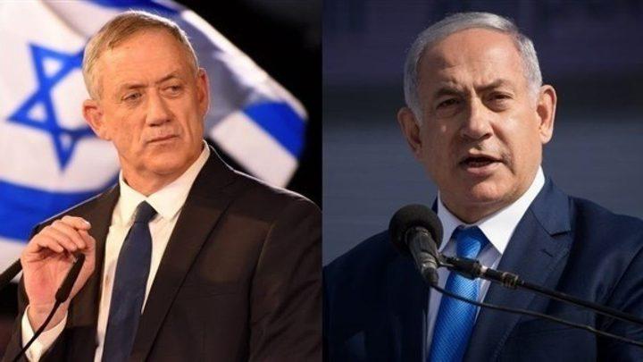 استطلاع: أكثر من 50% يدعمون حكومة وحدة في دولة الاحتلال