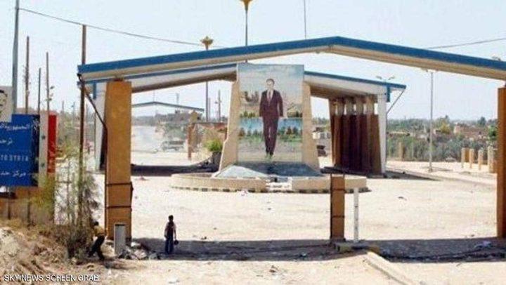 فتح معبر القائم بين العراق وسوريا