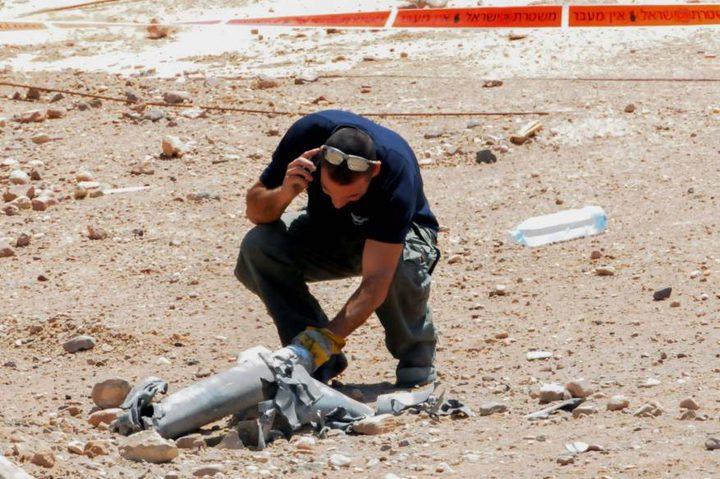 أضرار بمستوطنة للاحتلال بسقوط قذيفتين من سيناء