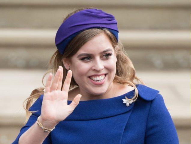 خاتم الأميره بياتريس يحدث ضجة