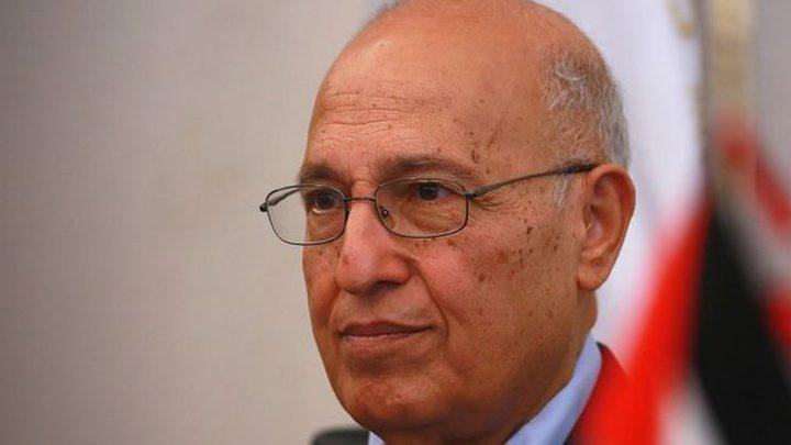 """شعث: إجراء الإنتخابات خطوة لوقف """"النزيف"""" وأساس للمصالحة"""