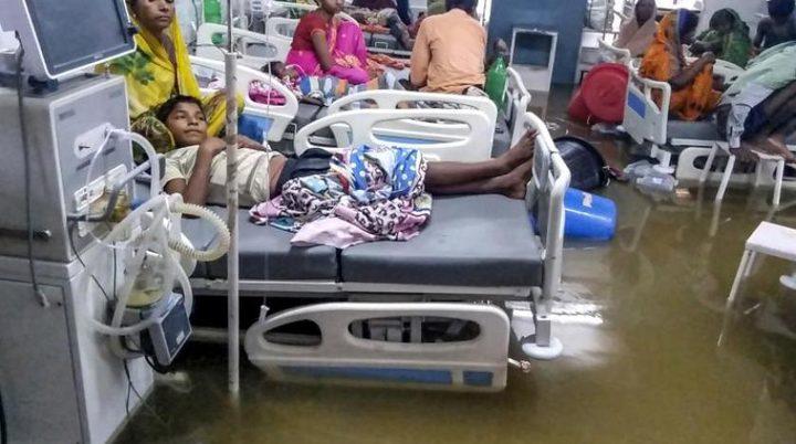 الهند: الفيضانات تقتل 44 شخصًا
