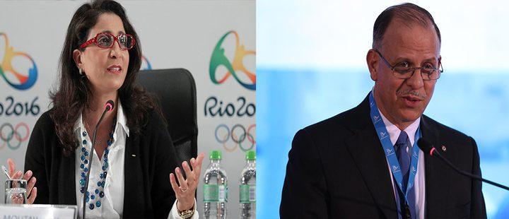 نوال المتوكل وفيصل بن الحسين ينضمان للجنة الأولمبية الدولية