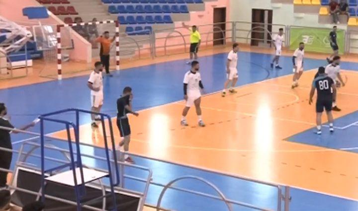 فريق حوارة يتوج بطلا بكأس الرئيس لكرة اليد