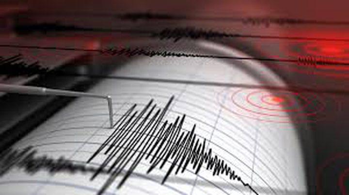 زلزال بقوة 6،8 درجات يضرب المناطق قبالة تشيلي