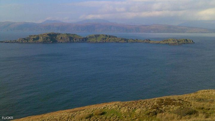 جزيرة اسكتلندية فاتنة بسعر لا يصدق !