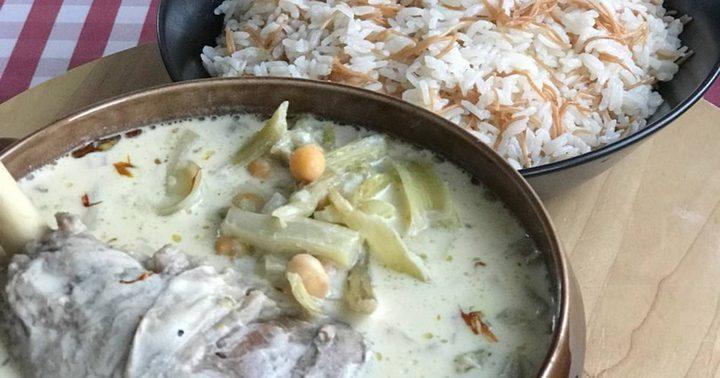 طريقة طبخ العكوب الفلسطيني